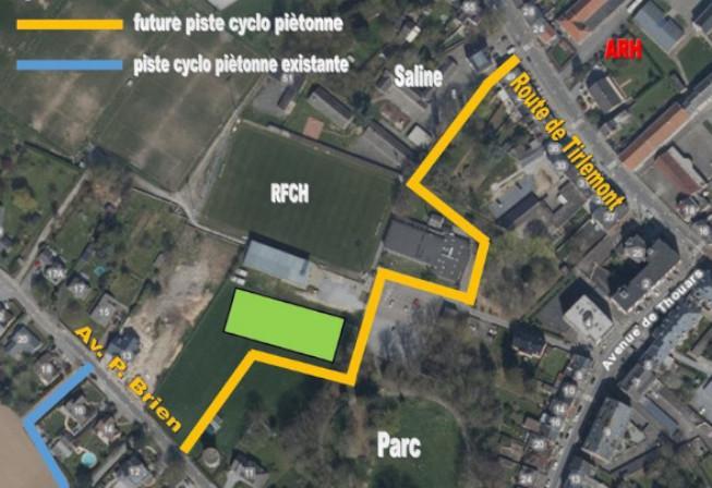 hannut_liaison_cyclo_piétonne_vélo