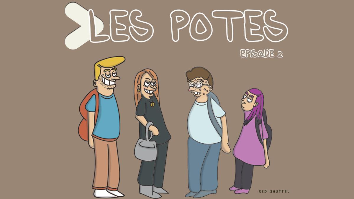 Les_Potes_EP2