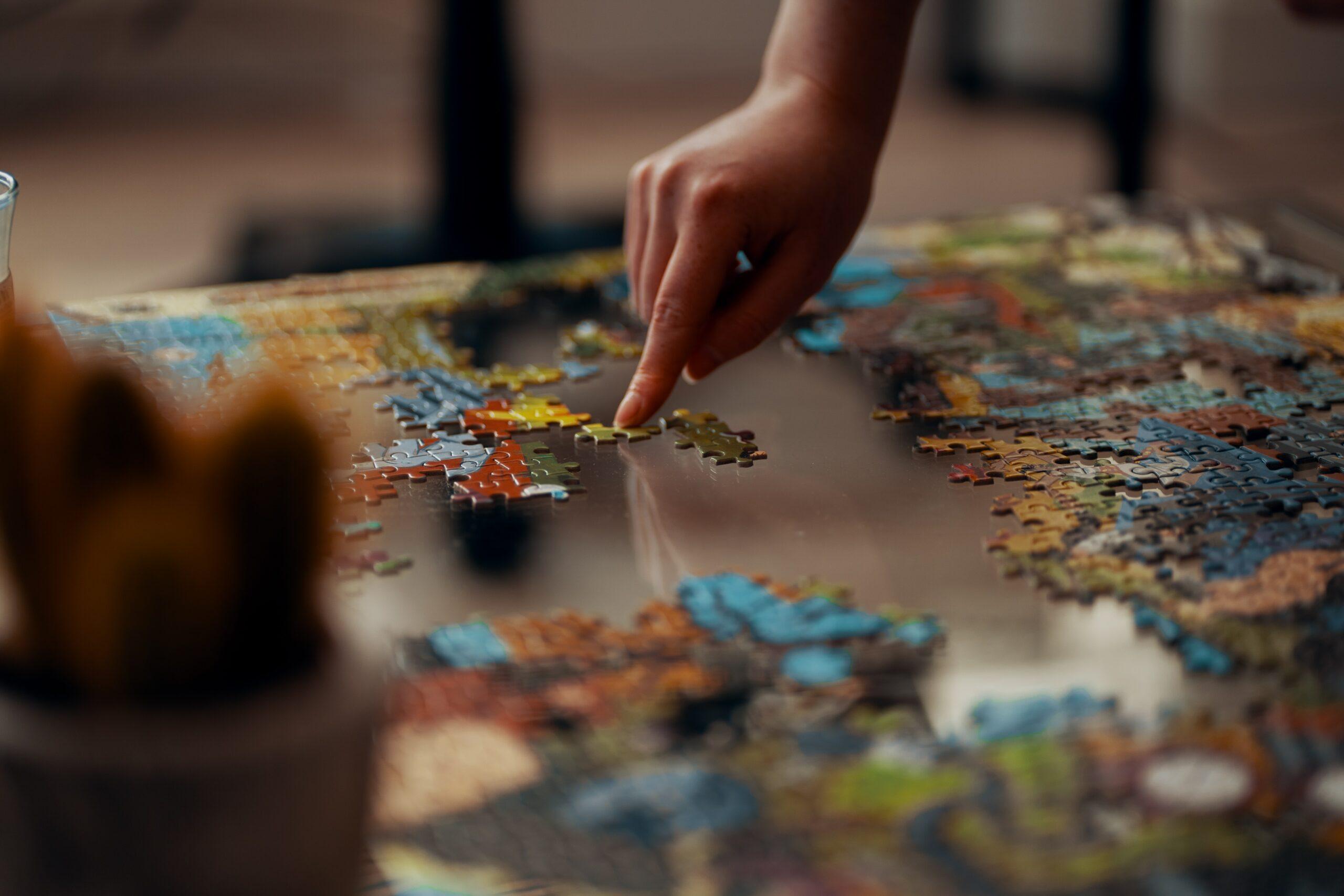 puzzle-Hannut